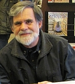 Steve Miller at Barnes and Noble, December 2010