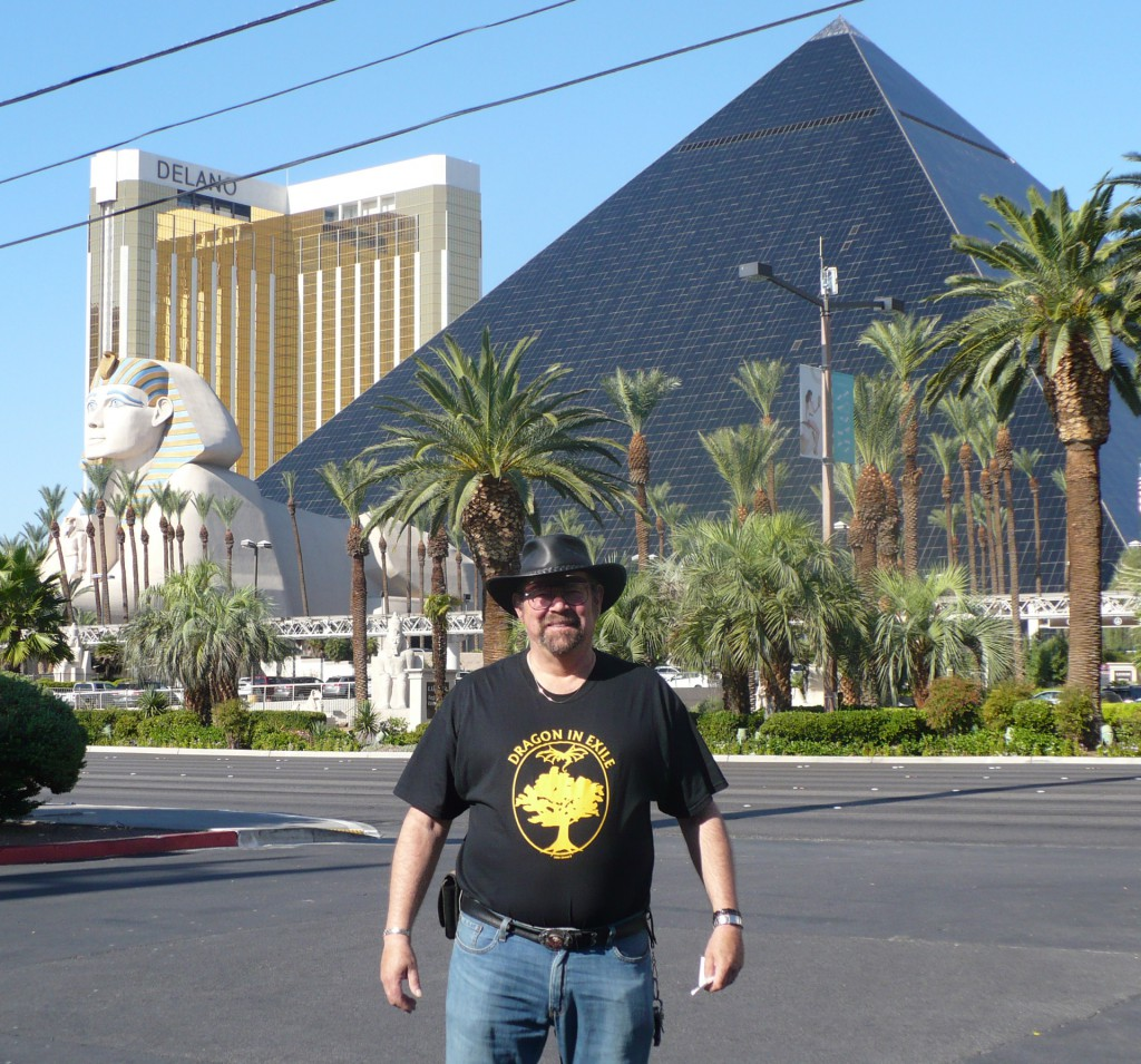 Joe Martin:  Liad in Las Vegas!!!