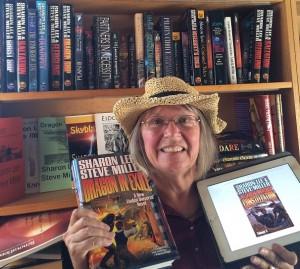 Kathy Ferrando: Getting ready for SasQuan with my Liaden Library